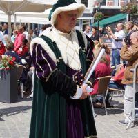 Maria Ommegang Bergen op Zoom treft gunstige weergoden