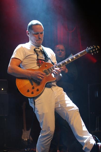 max van de berg gitaar