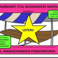 Bijzondere jaarmarkt in Nispen