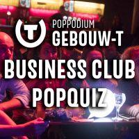Is jouw bedrijf de grootste popkenner? Meld je aan voor de Business Club Popquiz van Gebouw-T!