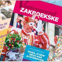 Persbericht Vastenavendzakboekske
