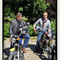 De lente lokt gemotoriseerde tweewielers uit de winterslaap