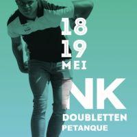 Nederlands Kampioenschappen Doubletten bij Petangeske