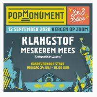 PopMonument 2020 pakt uit met bijzondere festivaleditie