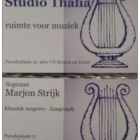 Marjon Strijk in Beeld