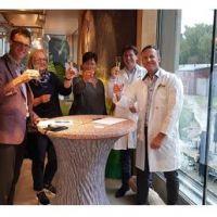 Allnex gaat stichting Natuurpodium Brabantse Wal ondersteunen om de educatie over natuur en duurzaamheid te versterken.