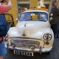 Even terugkijken op oude vehikels bij Café De Saeck