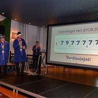 Mooi bedrag ICB / Geveldweil uitgereikt