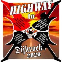 """De 1e ronde """"Highway to Dijkrock"""" is gevuld met 4 enthousiaste bands!!"""
